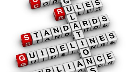 Key rules of compliance