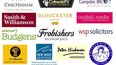 Sponsors of the Cotswold Food & Drink Awards 2015