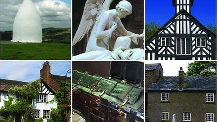 Can you guess all 6 of these strange and quirky places in Cheshire?