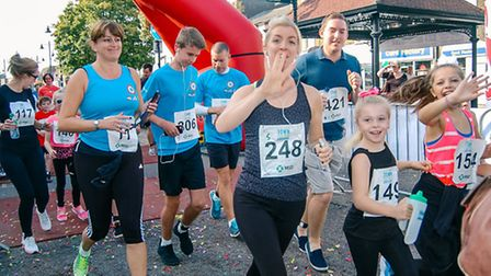Give Your Town the Run Around, Hoddesdon is a good incentive to get group running