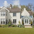 Charlie felt the house looked disjointed without the Garden Room which was one of the last building