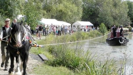 Herefordshire & Gloucestershire Canal Beer Cider and Perry Festival