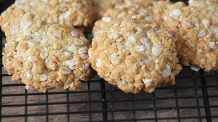 Twice As Nice Anzac Biscuits