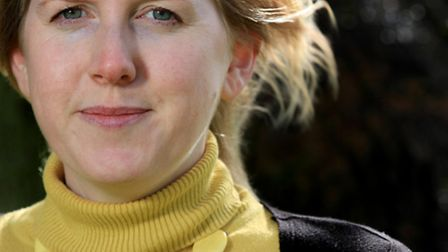 Cotswold Life columnist and author Clare Mackintosh