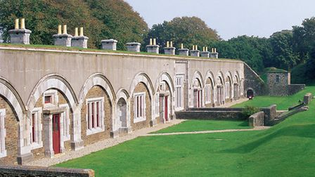 Celebrations will be held at Crownhill Fort in Plymouth