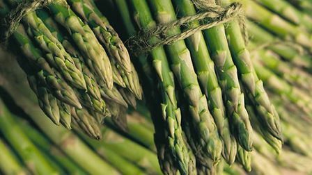 MAY is asparagus month