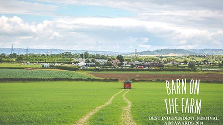 Barn On The Farm recently won UKs Best Independent Festival at the AIM Independent Music Awards
