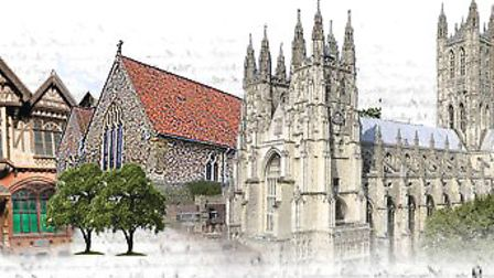 Canterbury in the Age of Magna Carta