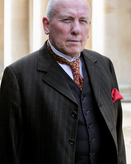 Christopher Timothy / Photo: Toby Farrow [Farrows Creative]