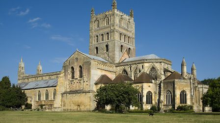 The Tewkesbury Food and Drink Festival will take place in the grounds of Tewkesbury Abbey / Photo: W
