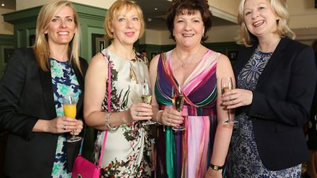 Michele Steel, Louise Taylor, Jacqueline Hughes-Lundy and Deborah McLaughlin