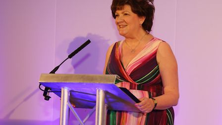 Jacqueline Hughes-Lundy, awards founder and organiser
