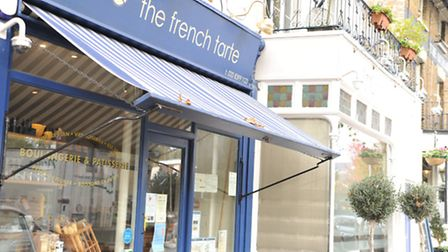 Expect one of the best afternoon teas in the area