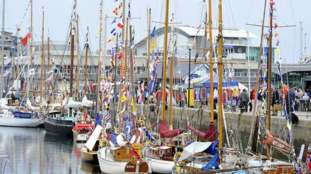 Plymouth Classic Boat Rally