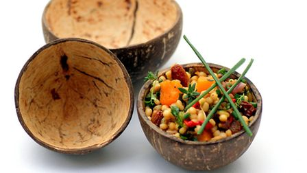 JSD Products' coconut bowls