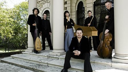 Sounds Baroque at JAM on the Marsh