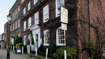 B+B Wickham is a hotel catered to cyclists