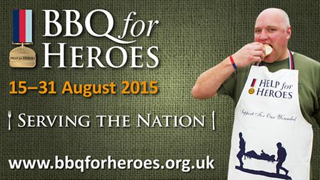 BBQ for Heroes raises funds for Help For Heroes, which provides injured service personnel with ongoi