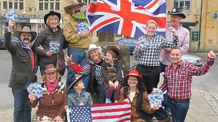 The Stow Festival, celebrating US Independence