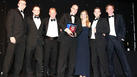Newcomer of the Year sponsored by New Wave Seafood - The Red Lion, Northmoor © Thousand Word Media