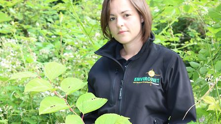 Emily Grant is Environet UK's Regional Manager for the South West