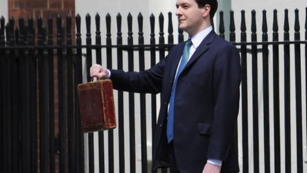 Chancellor of the Exchequer and Tatton MP George Osborne