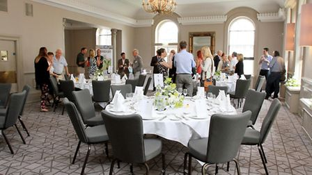 Cotswold Life Client Lunch at The Queens Hotel