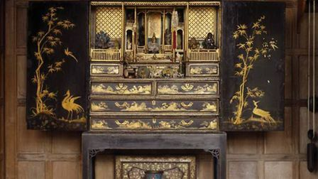 The original grandmother's cabinet that started it all