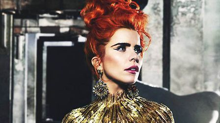 Paloma Faith is just one of the fantastic acts on the Big Feastival bill