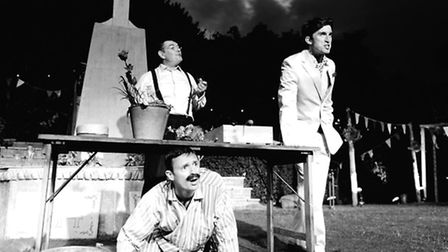Much Ado About Nothing, Pendley 2012. Photo Adam Trigg