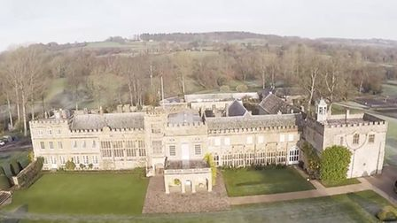 Forde Abbey Video