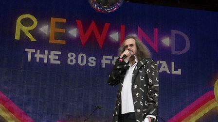 The Rev. Dr. Clive Thomas Jackson of Dr and the Medics