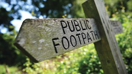 There are more than 60 health walks held each week in the county