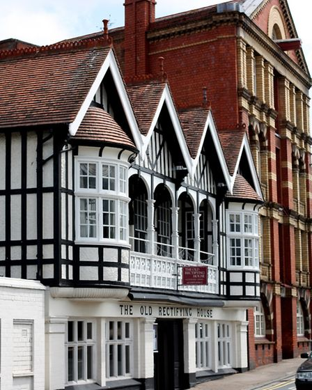 The Old Rectifying House hotel