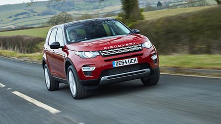 The new Discovery Sport brings a winning option to the premium SUV market
