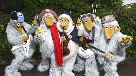 The Wombles in action.... (Photo: Carsten Windhorst / frpap.com / info@frpap.com)