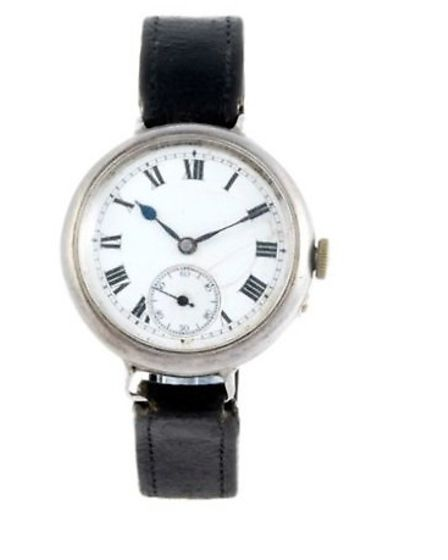 Who would have thought that this unassuming trench watch would have such a remarkable history?