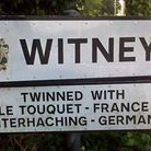 Witney is twinned with Unterhaching, Germany and Le Touquet, France. Photograph: Y.m.oxon/Wikimedia.