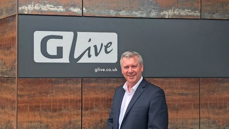 Director of G Live, Tim Brinkman, says he particularly enjoys attending rock concerts at the venue (