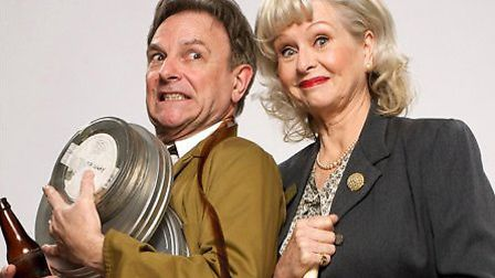 The Smallest Show on Earth starring Liza Goddard and Brian Capron.