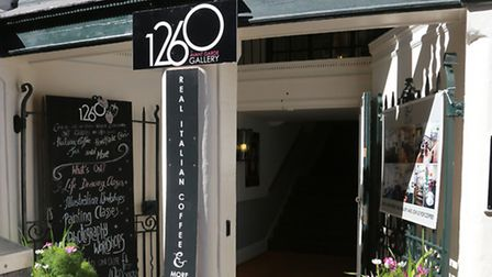Gallery 1260, 30, Watergate St.,Chester