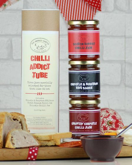 One for the chilli lovers - the Chilli Addict Tube.