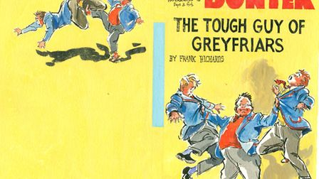 The Tough Guy of Greyfriars