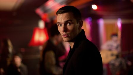 Nicholas Hoult (Stelfox) in Kill Your Friends