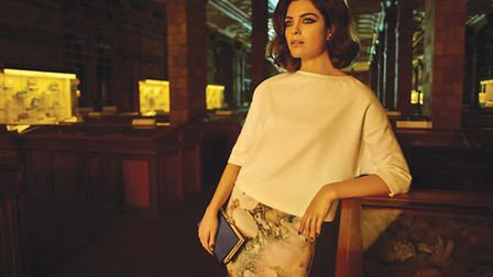 Grown-up glamour by Ted Baker at Fenwick Canterbury