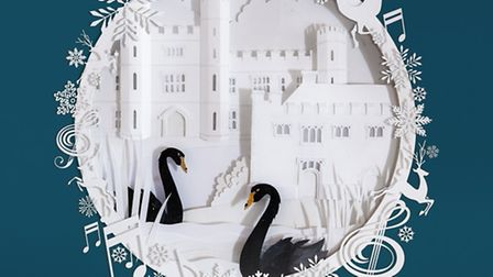 Notes of Christmas at Leeds Castle