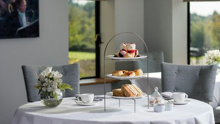 There's a magic to Afternoon Tea in Foxhills' Manor Restaurant (Photo: Giles Christopher - Media Wis