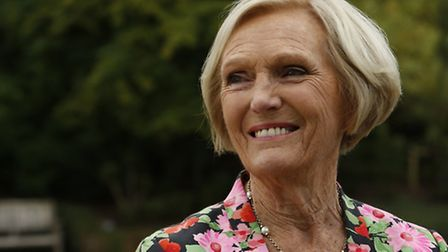 Mary Berry has been a visitor to RHS Garden Wisley for many years (Photo RHS / Luke MacGregor)