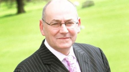 Cotswold Life magazine's editor, Mike Lowe