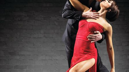 The dance duo will be wowing Surrey audiences once again with their latest show (Photo Hugo Glendinn